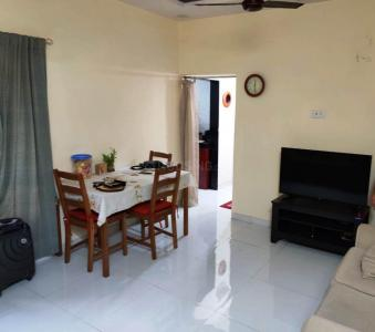 Gallery Cover Image of 1015 Sq.ft 2 BHK Apartment for rent in Goregaon East for 60000