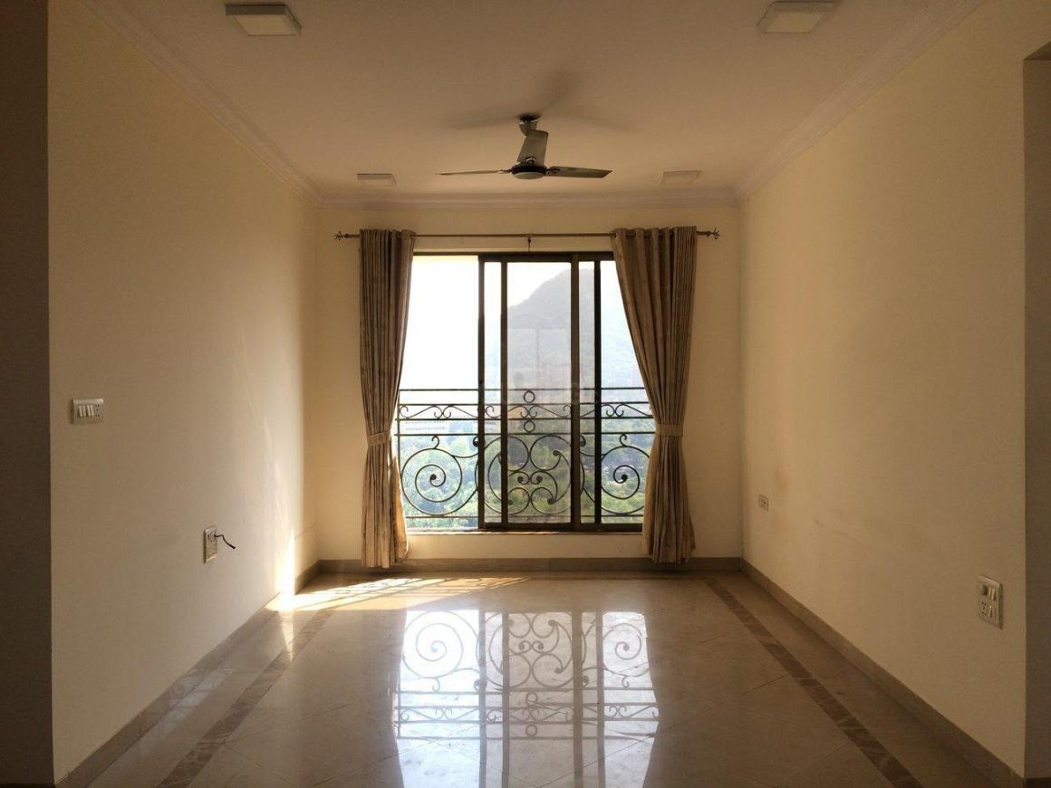 Living Room Image of 1250 Sq.ft 3 BHK Apartment for rent in Govandi for 65000