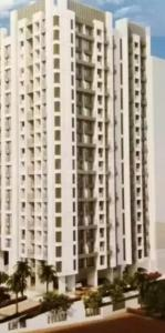Gallery Cover Image of 526 Sq.ft 1 BHK Apartment for buy in BJ Moonstone Wing A, Vasai West for 5635000