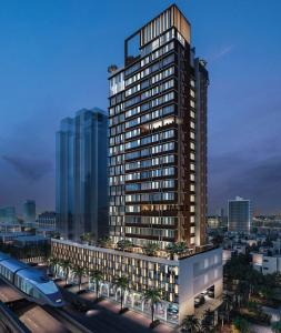 Gallery Cover Image of 1037 Sq.ft 3 BHK Apartment for buy in Dosti Belleza, Parel for 34500000