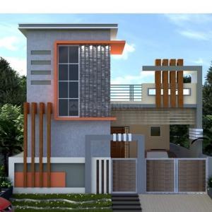 Gallery Cover Image of 970 Sq.ft 2 BHK Villa for buy in Sree Bramma Sakthi Dhivya Bharathi Nagar, Ponmar for 4000000