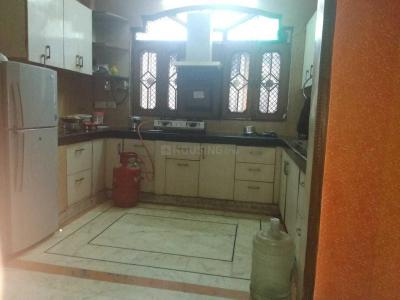 Kitchen Image of Gurukul PG in GTB Nagar