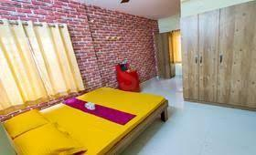 Bedroom Image of Colive Morgan Hill in Marathahalli