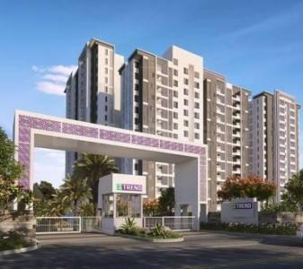 Gallery Cover Image of 675 Sq.ft 1 BHK Apartment for buy in Saheel Itrend Homes, Hinjewadi for 4150000