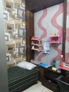 Bedroom Image of Students Home in Mukherjee Nagar