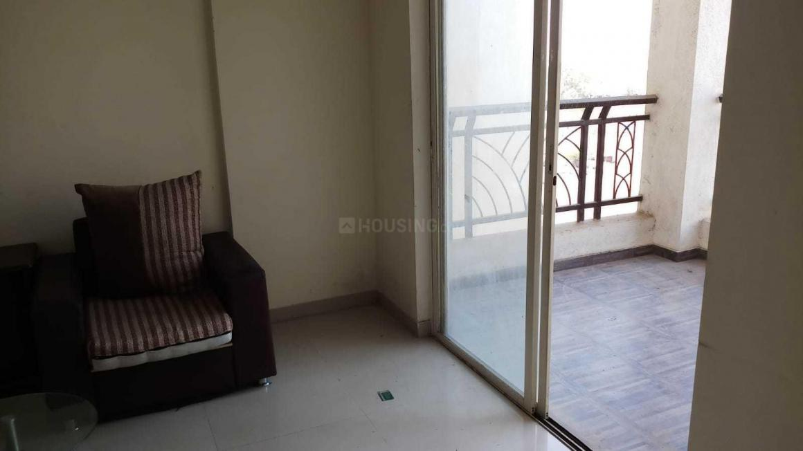 Living Room Image of 866 Sq.ft 2 BHK Apartment for rent in Wagholi for 11500