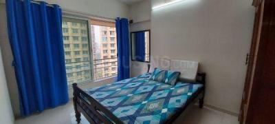 Gallery Cover Image of 650 Sq.ft 1 BHK Apartment for rent in Gurukrupa Marina Enclave, Malad West for 29000
