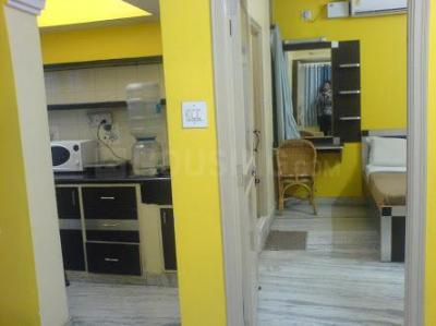 Gallery Cover Image of 765 Sq.ft 1 BHK Apartment for rent in Patel Nagar for 10000
