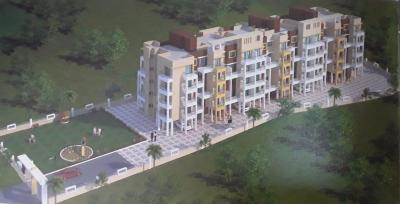 Gallery Cover Image of 645 Sq.ft 1 BHK Apartment for buy in Shree Ganesh Shree Vinayak, Akurli for 3435000