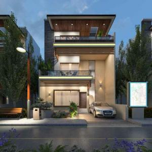 Gallery Cover Image of 801 Sq.ft 3 BHK Villa for buy in Clement Town for 6500000
