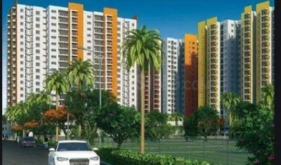 Gallery Cover Image of 580 Sq.ft 1 BHK Apartment for buy in L&T Eden Park - Peach, Siruseri for 3300000