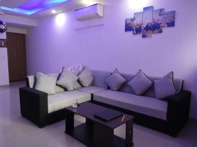 Gallery Cover Image of 1220 Sq.ft 3 BHK Independent House for rent in Sector 134 for 36000
