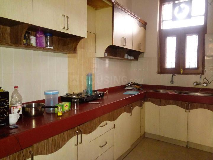 Kitchen Image of 4200 Sq.ft 4 BHK Apartment for rent in DLF Phase 3 for 55000