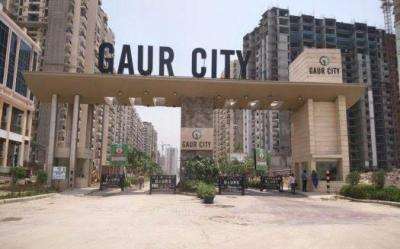 Gallery Cover Image of 1300 Sq.ft 3 BHK Apartment for rent in Gaursons Hi Tech 14th Avenue, Noida Extension for 10500