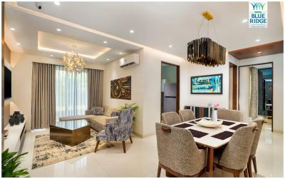 Gallery Cover Image of 1611 Sq.ft 3 BHK Apartment for buy in Sector 20 for 6390000