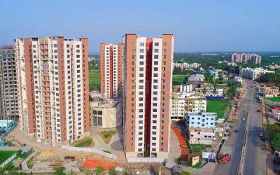 Gallery Cover Image of 925 Sq.ft 2 BHK Apartment for buy in Siddha Happyville, Rajarhat for 4700000