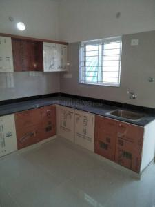 Gallery Cover Image of 600 Sq.ft 1 BHK Independent Floor for rent in Murugeshpalya for 16000