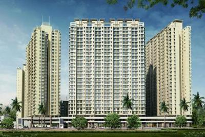 Gallery Cover Image of 580 Sq.ft 1 BHK Apartment for buy in Thane West for 4400000