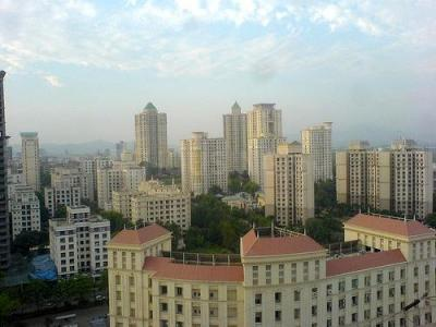 Gallery Cover Image of 455 Sq.ft 1 RK Apartment for buy in Hiranandani Lavinia, Thane West for 6100000