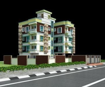 Gallery Cover Image of 738 Sq.ft 2 BHK Apartment for buy in Behala for 3200000