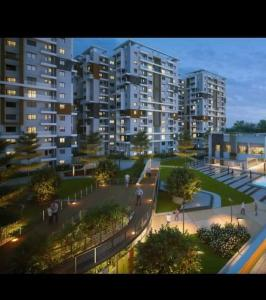 Gallery Cover Image of 1025 Sq.ft 2 BHK Apartment for buy in Gachibowli for 3500000
