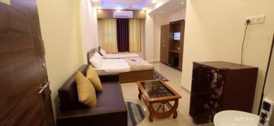 Bedroom Image of Yashika PG in Kopar Khairane