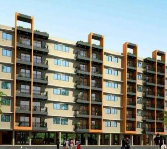 Gallery Cover Image of 535 Sq.ft 1 BHK Apartment for buy in Nariman IT City, Bada Bangarda for 1251000