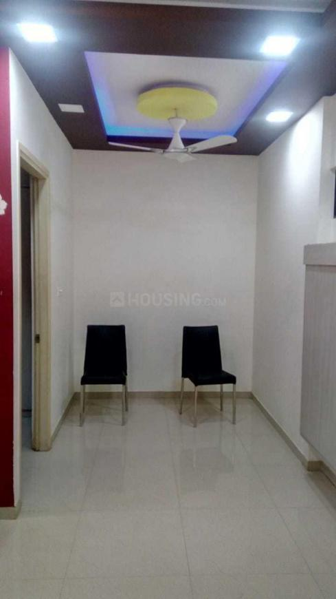 Living Room Image of 500 Sq.ft 1 BHK Apartment for rent in Lower Parel for 38000
