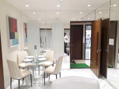 Living Room Image of 769 Sq.ft 1 BHK Apartment for buy in J.K IRIS, Mira Road East for 6100000