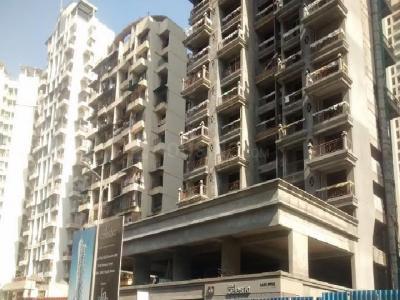 Gallery Cover Image of 1190 Sq.ft 2 BHK Apartment for rent in Kripa Krishh Celestia, Kharghar for 22500