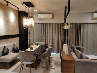 Gallery Cover Image of 1614 Sq.ft 3 BHK Apartment for buy in Akshaya Tango, Thoraipakkam for 16500000