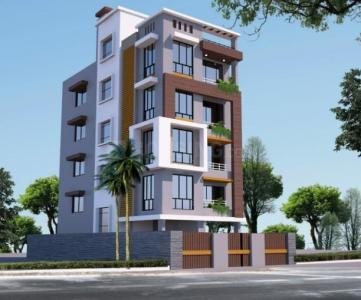 Gallery Cover Image of 500 Sq.ft 1 BHK Independent House for buy in New Town for 2200000