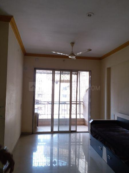 Living Room Image of 1000 Sq.ft 2 BHK Apartment for rent in Panvel for 15000