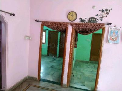 Gallery Cover Image of 1000 Sq.ft 2 BHK Independent Floor for rent in Sri Ram Nagar Colony, Banjara Hills for 16000