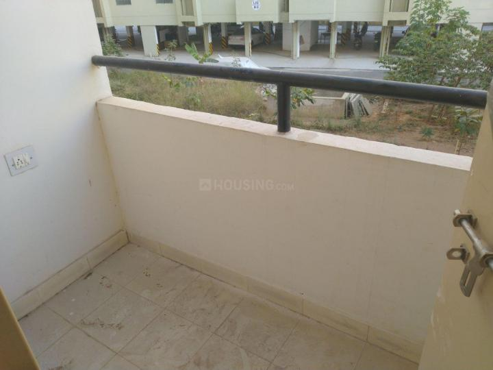 Living Room Image of 400 Sq.ft 1 BHK Apartment for rent in Gunjur for 9000