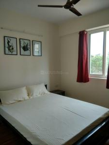 Gallery Cover Image of 625 Sq.ft 1 BHK Apartment for rent in Murugeshpalya for 19500