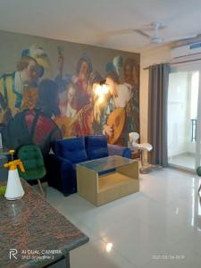 Gallery Cover Image of 650 Sq.ft 1 BHK Apartment for rent in Sunworld Arista, Sector 168 for 17500