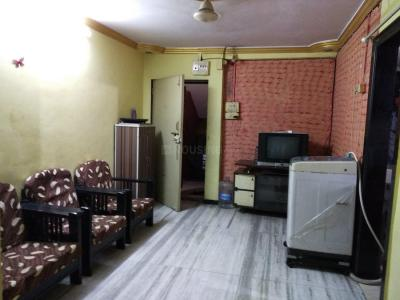 Gallery Cover Image of 710 Sq.ft 1 BHK Apartment for rent in Airoli for 17000