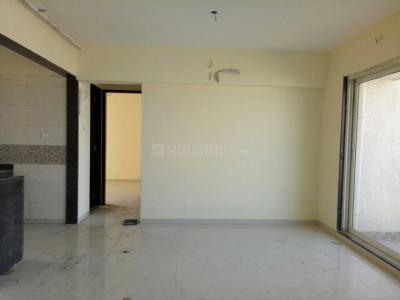 Gallery Cover Image of 665 Sq.ft 1 BHK Apartment for rent in Ghansoli for 21000