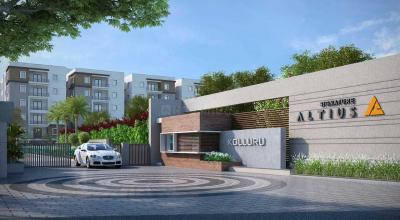 Gallery Cover Image of 1210 Sq.ft 2 BHK Apartment for buy in Kollur for 4975000