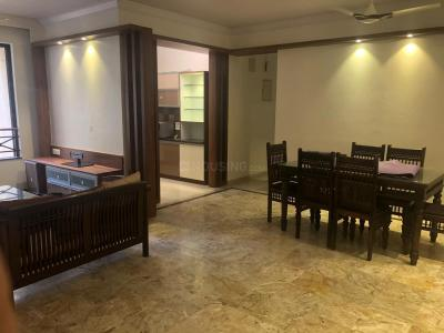 Gallery Cover Image of 1080 Sq.ft 3 BHK Apartment for rent in Glen Gate Buildings, Powai for 90000