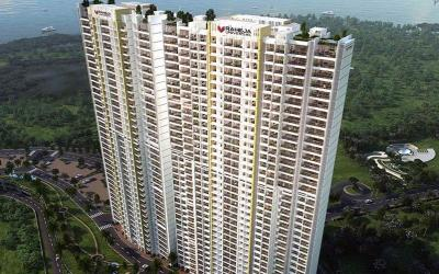 Gallery Cover Image of 1680 Sq.ft 3 BHK Apartment for buy in Raheja Exotica Sorento, Madh for 25000000