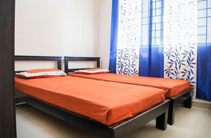 Bedroom Image of Vijayalakshmi Castle in Hulimavu