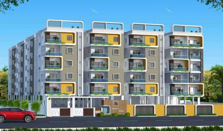 Swimming Pool Image of 1265 Sq.ft 2 BHK Apartment for buy in Dr A S Rao Nagar Colony for 5692500
