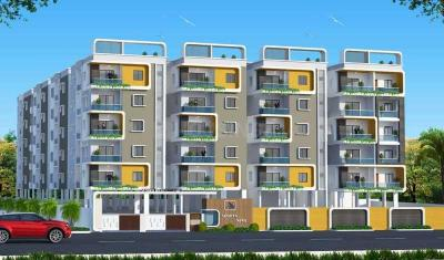 Building Image of 1410 Sq.ft 3 BHK Apartment for buy in Dr A S Rao Nagar Colony for 6345000