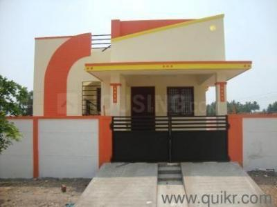 Gallery Cover Image of 420 Sq.ft 1 BHK Independent House for buy in Saravanampatty for 1050000