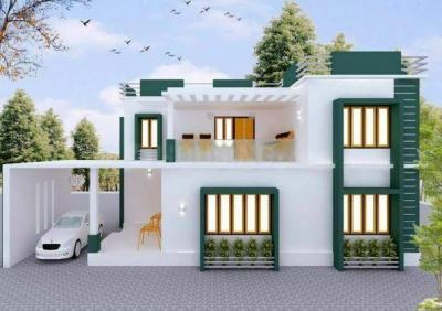 Gallery Cover Image of 1200 Sq.ft 3 BHK Independent House for buy in Mudichur for 4850000