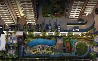 Gallery Cover Image of 1552 Sq.ft 3 BHK Apartment for buy in Prima Upper East 97, Malad East for 20700000