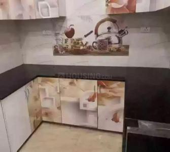 Kitchen Image of Hi-fi PG House in Moti Nagar