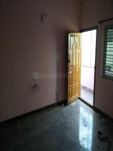 Gallery Cover Image of 450 Sq.ft 1 RK Independent Floor for rent in Hegganahalli for 5000